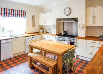 Thumbnail 3 bed end terrace house for sale in High Street, Branston