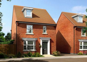 Thumbnail 4 bedroom detached house for sale in St. Lukes Road, Doseley, Telford