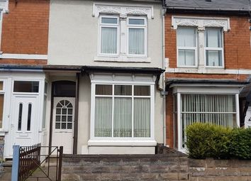 Thumbnail 2 bed terraced house for sale in Marlborough Road, Bearwood, Smethwick