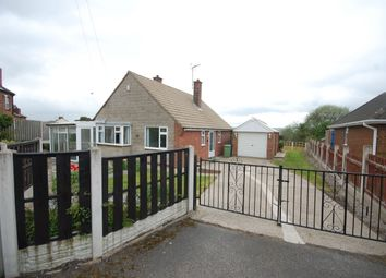 Thumbnail 2 bed bungalow to rent in Woodthorpe Road, Woodthorpe, Mastin Moor, Chesterfield