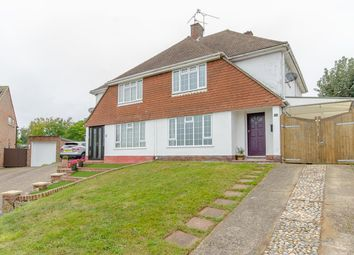 Thumbnail 3 bed semi-detached house for sale in Plumtrees, Maidstone, Kent