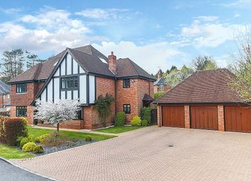 Thumbnail 6 bed detached house for sale in Fairlight Drive, Barnt Green