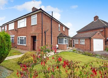 Thumbnail 3 bed semi-detached house for sale in Old Newtown Road, Newbury