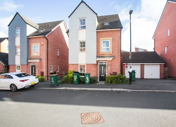 Thumbnail 6 bed detached house for sale in Canal View, Coventry