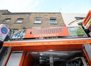 Thumbnail Property for sale in Commercial Road, Limehouse