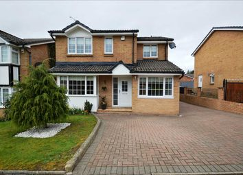 Thumbnail 4 bedroom detached house for sale in Clove Mill Wynd, Larkhall