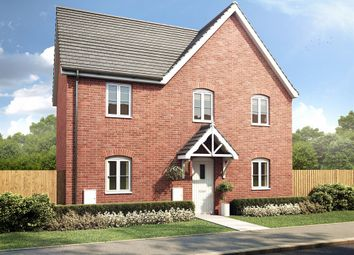 "Thumbnail 3 bed detached house for sale in ""The Curtis "" at Carsons Drive, Great Cornard, Sudbury"