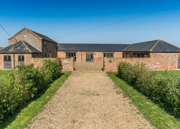 Thumbnail 4 bed barn conversion for sale in Middle Broad Drove, Tydd St. Giles, Wisbech