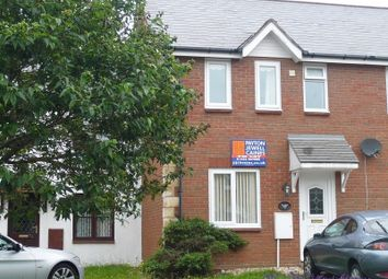 Thumbnail 2 bed terraced house to rent in Trem-Y-Dyffryn, Broadlands, Bridgend