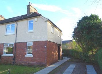 Thumbnail 3 bed semi-detached house to rent in Fauldshead Road, Renfrew