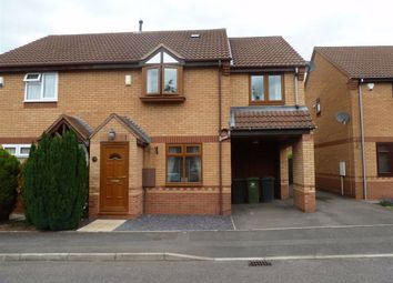 Thumbnail 3 bed semi-detached house for sale in Bronze Close, Maple Park, Nuneaton