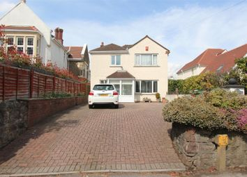 Thumbnail 3 bed detached house to rent in Hollybush Road, Cardiff