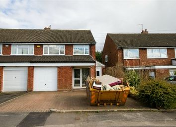 Thumbnail 3 bed semi-detached house for sale in Greaves Crescent, Willenhall, West Midlands