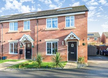 Thumbnail 3 bed end terrace house for sale in Darwin Drive, Leyland, Lancashire