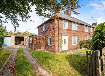Thumbnail 3 bed semi-detached house for sale in Trelawny Avenue, Flint, Flintshire