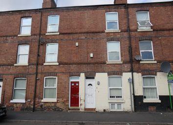 Thumbnail 6 bedroom terraced house for sale in Palin Street, Nottingham