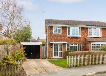 Thumbnail 3 bed terraced house for sale in Meadow Drive, Lindfield