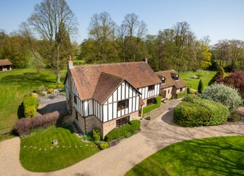 Thumbnail 6 bed detached house for sale in Elms Road, Freckenham, Bury St. Edmunds