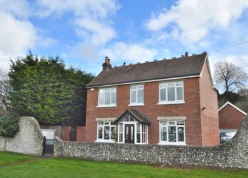 Thumbnail 5 bedroom detached house for sale in The Green, Rowlands Castle