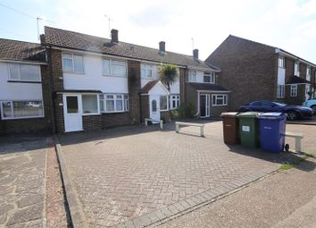 Thumbnail 3 bed terraced house for sale in Dowland Close, Stanford-Le-Hope