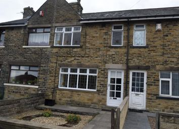 2 bed terraced house for sale in Wade House Avenue, Shelf, Halifax HX3