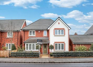 Thumbnail 4 bed detached house for sale in Holmes Chapel Road, Somerford, Congleton
