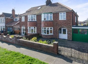 Thumbnail 3 bed semi-detached house for sale in Oakland Avenue, York