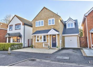 Thumbnail 3 bed detached house for sale in Riddiford Crescent, Brampton, Cambridgeshire