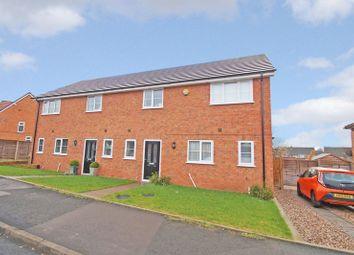 Thumbnail 3 bed semi-detached house for sale in King Edward Avenue, Bromsgrove