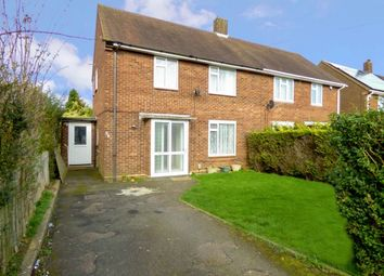 Thumbnail 3 bed semi-detached house for sale in Bretts Mead, Luton