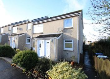 Thumbnail 2 bed flat for sale in Castlehill Crescent, Law, Carluke, South Lanarkshire