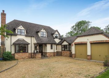Thumbnail 5 bedroom detached house for sale in St. Ives Road, Houghton, Huntingdon