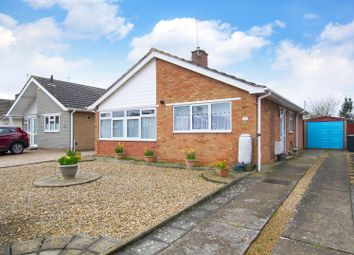 Thumbnail 2 bed detached bungalow for sale in Meadow Close, Herne Bay