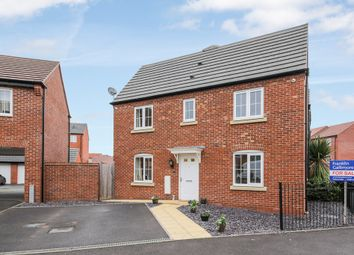 Thumbnail 3 bed end terrace house for sale in Betjeman Way, Cleobury Mortimer