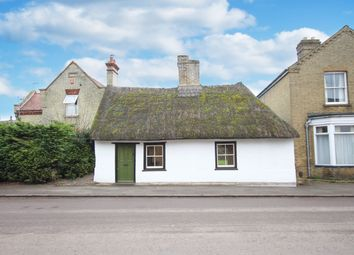 Thumbnail 2 bed cottage for sale in High Street, Cottenham, Cambridge