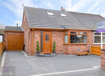 Thumbnail 3 bed semi-detached house for sale in Sydney Avenue, Pennington, Leigh