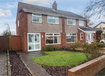 Thumbnail 3 bed semi-detached house for sale in Redgate, Formby