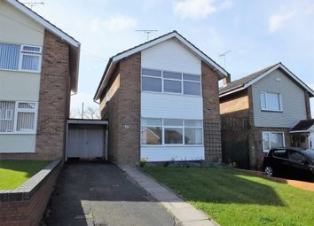 Thumbnail 3 bed detached house for sale in Twentylands, Burton On Trent, Staffordshire