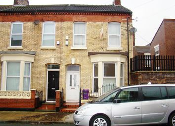 Thumbnail 2 bedroom flat to rent in Coningsby Road Flat B, Anfield, Liverpool
