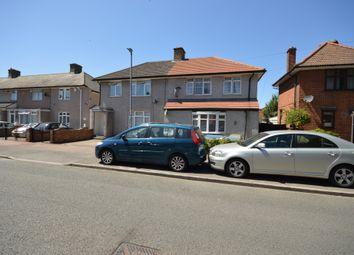 Thumbnail 3 bed terraced house to rent in Bushgrove Road, Dagenham
