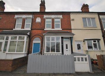 Thumbnail 2 bed terraced house for sale in Highbury Road, Kings Heath, Birmingham