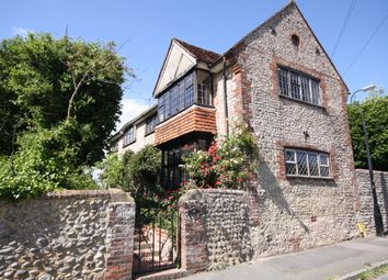 Thumbnail 3 bed detached house for sale in Church Street, Willingdon, Eastbourne
