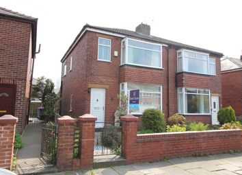 Thumbnail 3 bedroom semi-detached house for sale in Wolstenholme Avenue, Bury