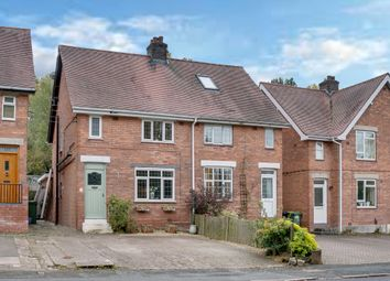 Thumbnail 3 bed semi-detached house for sale in Enfield Road, Hunt End, Redditch