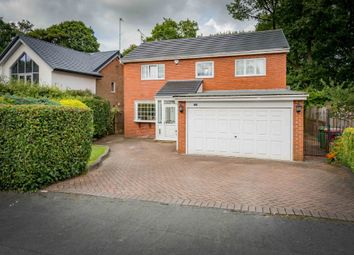Thumbnail 4 bed detached house to rent in The Woodlands, Lostock