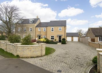 Thumbnail 3 bedroom end terrace house for sale in Bluebell House, Herne Road, Oundle, Peterborough