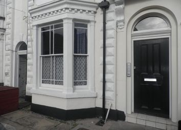 Thumbnail 1 bed flat to rent in 42 Bath Street Flat 4, Rhyl
