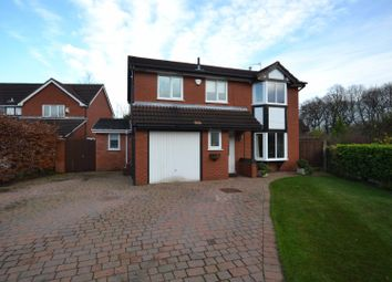 Thumbnail 4 bed detached house for sale in 149 Shackleton Close, Old Hall, Warrington
