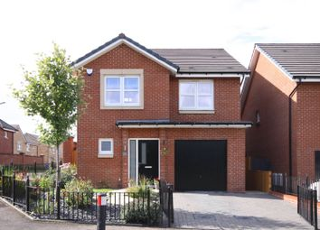 Thumbnail 4 bed detached house for sale in Almora Drive, Dumbarton