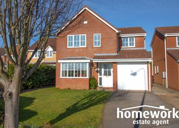 Thumbnail 4 bed detached house for sale in Drayton Hall Lane, Scarning